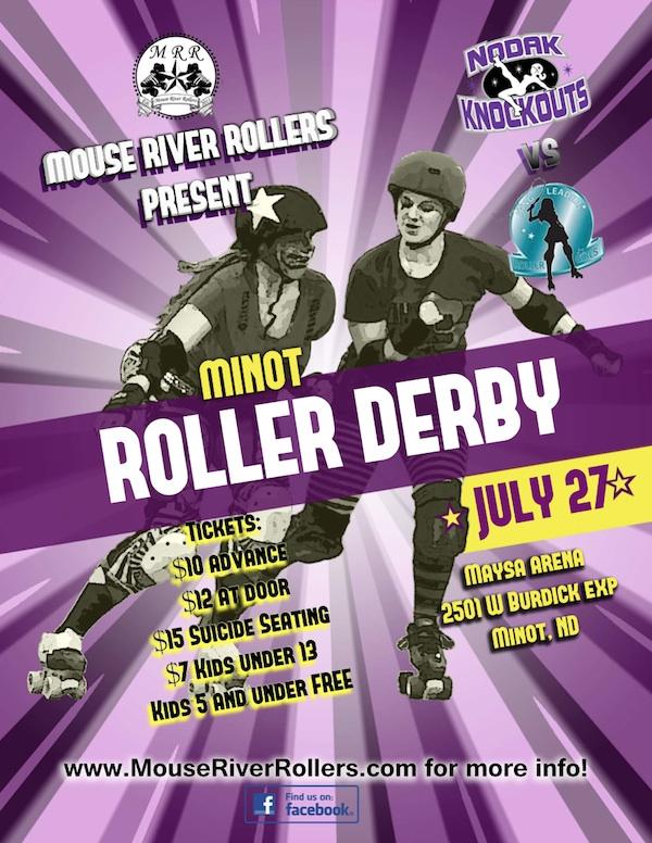 Roller Derby 7/27