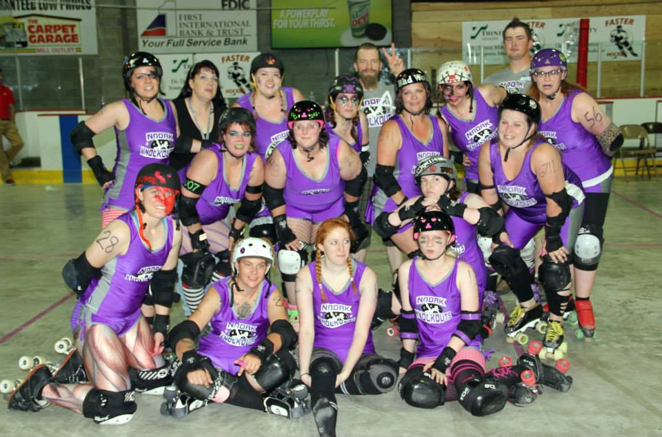 Nodak Knockouts Team
