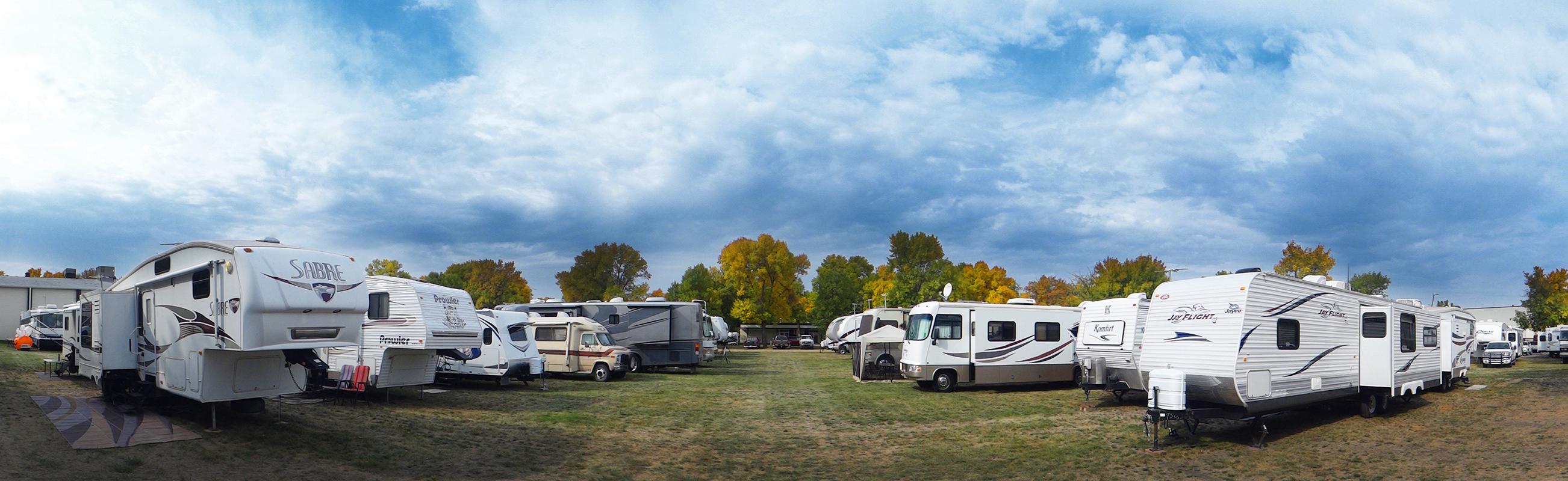 Hostfest_RV Parking