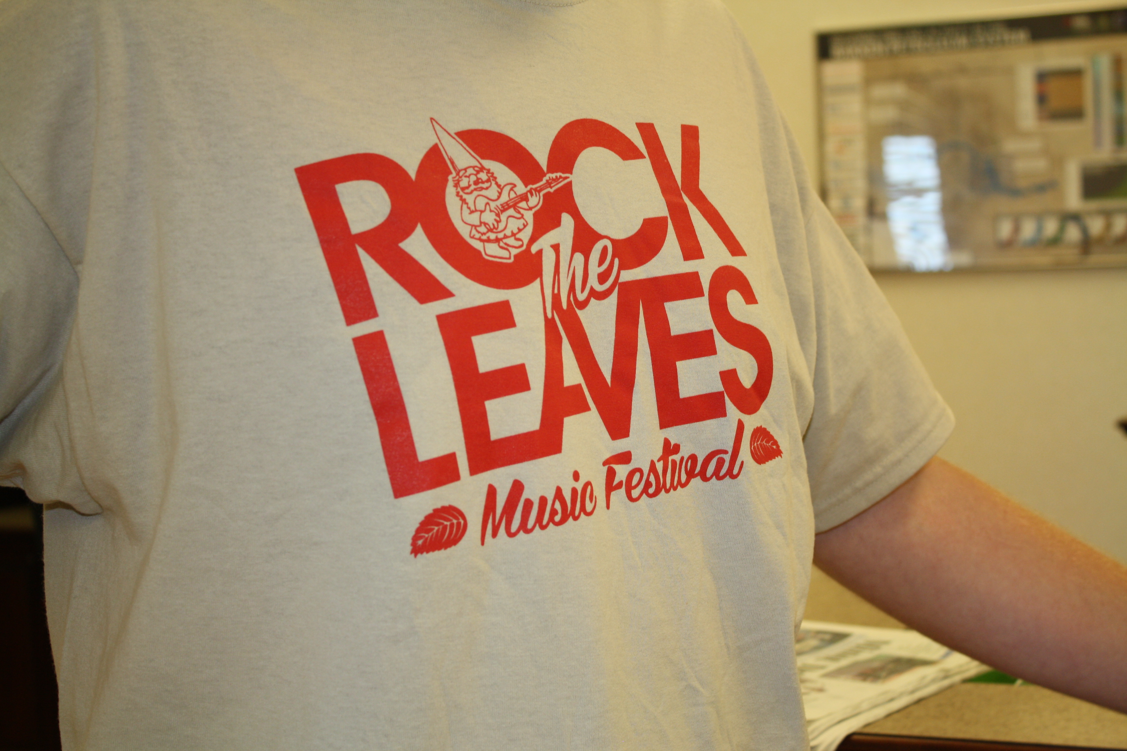 Rock the Leaves Shirt