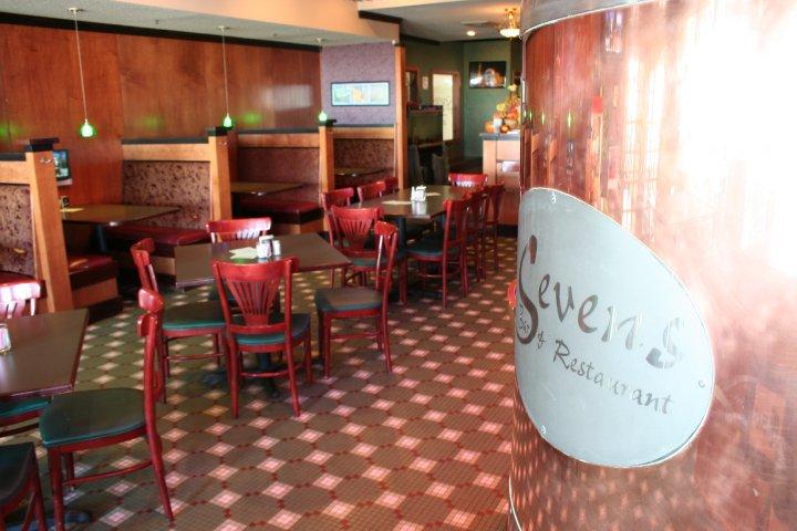 Sevens Dining Room