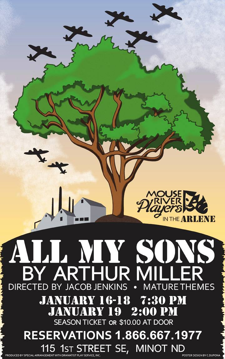 an analysis of arthur millers all my sons The original broadway production of all my sons opened at the coronet theater in new york on january 29, 1947, ran for 328 performances and won the 1947 tony award (new york city) for the best play for the author arthur miller his original script was used as the basis for the screen play for the movie version.