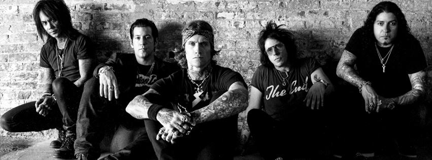 Buckcherry Timeline