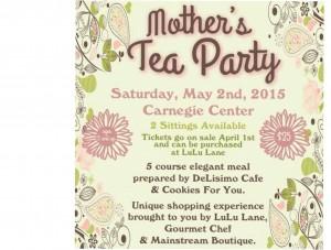 MothersTea Party