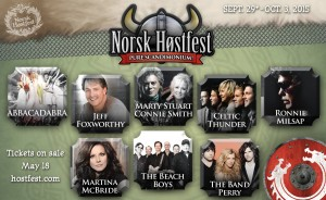 TICKETS ON SALE HOSTFEST