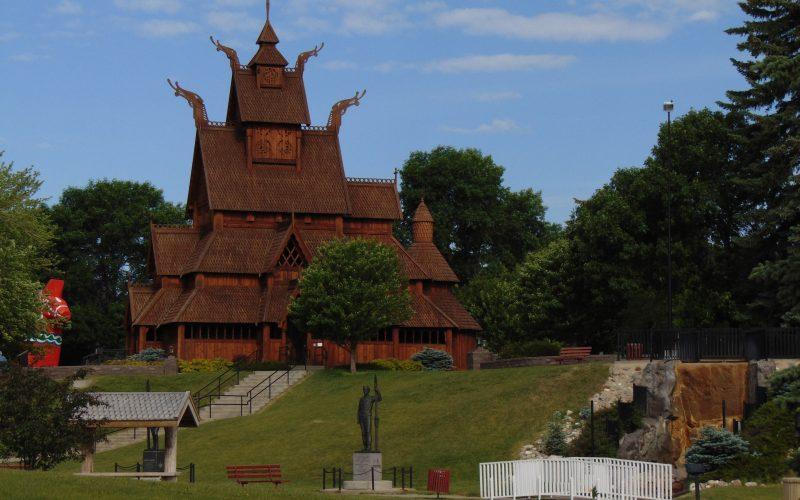 The Scandinavian Heritage Park