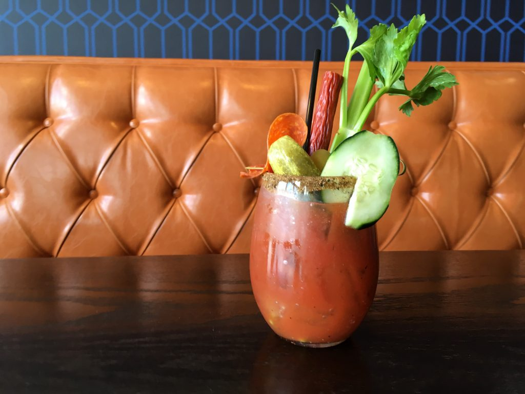 Enjoy one of Elevation's Caesars.