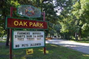 Photo from http://minotparks.com/parks/oak-park/