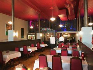 Main fine dining floor of 10 N. Main