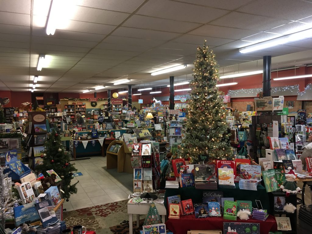 Inside Main Street Books