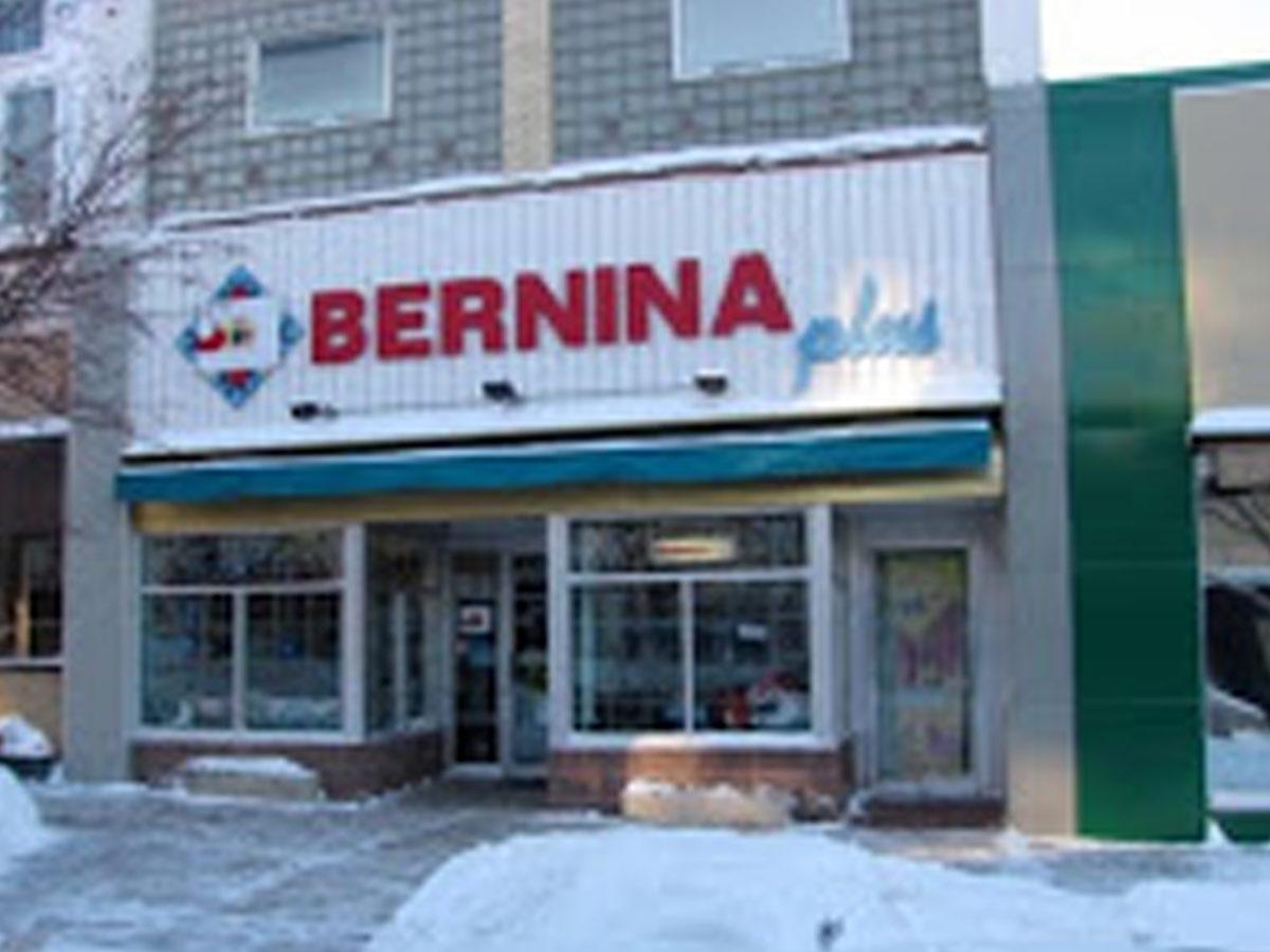 Bernina Plus