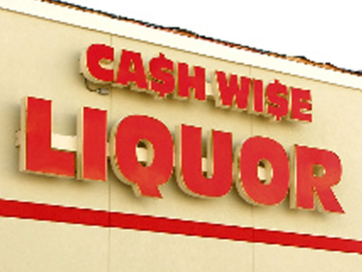 Cash Wise Liquor