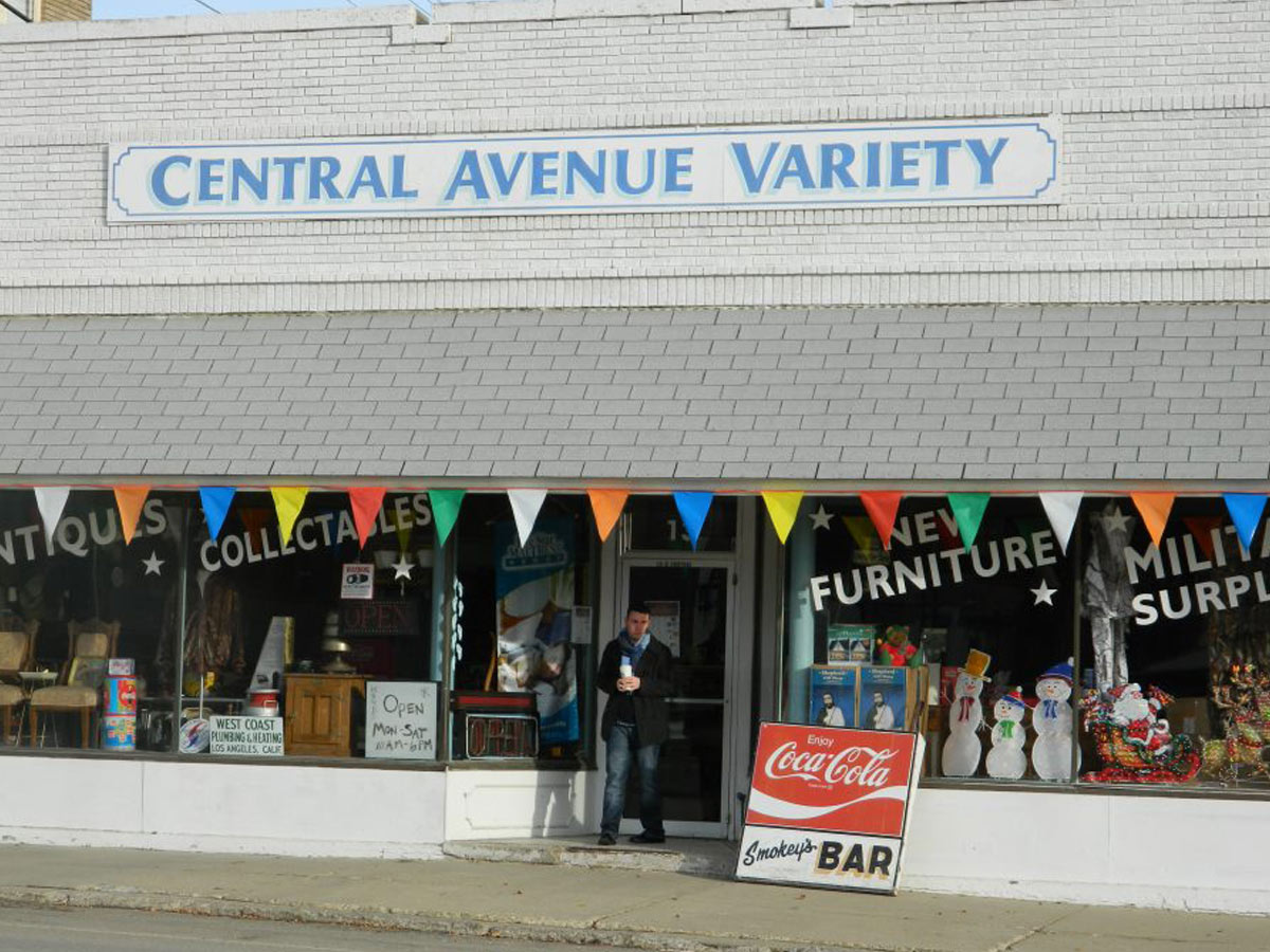Central Avenue Variety