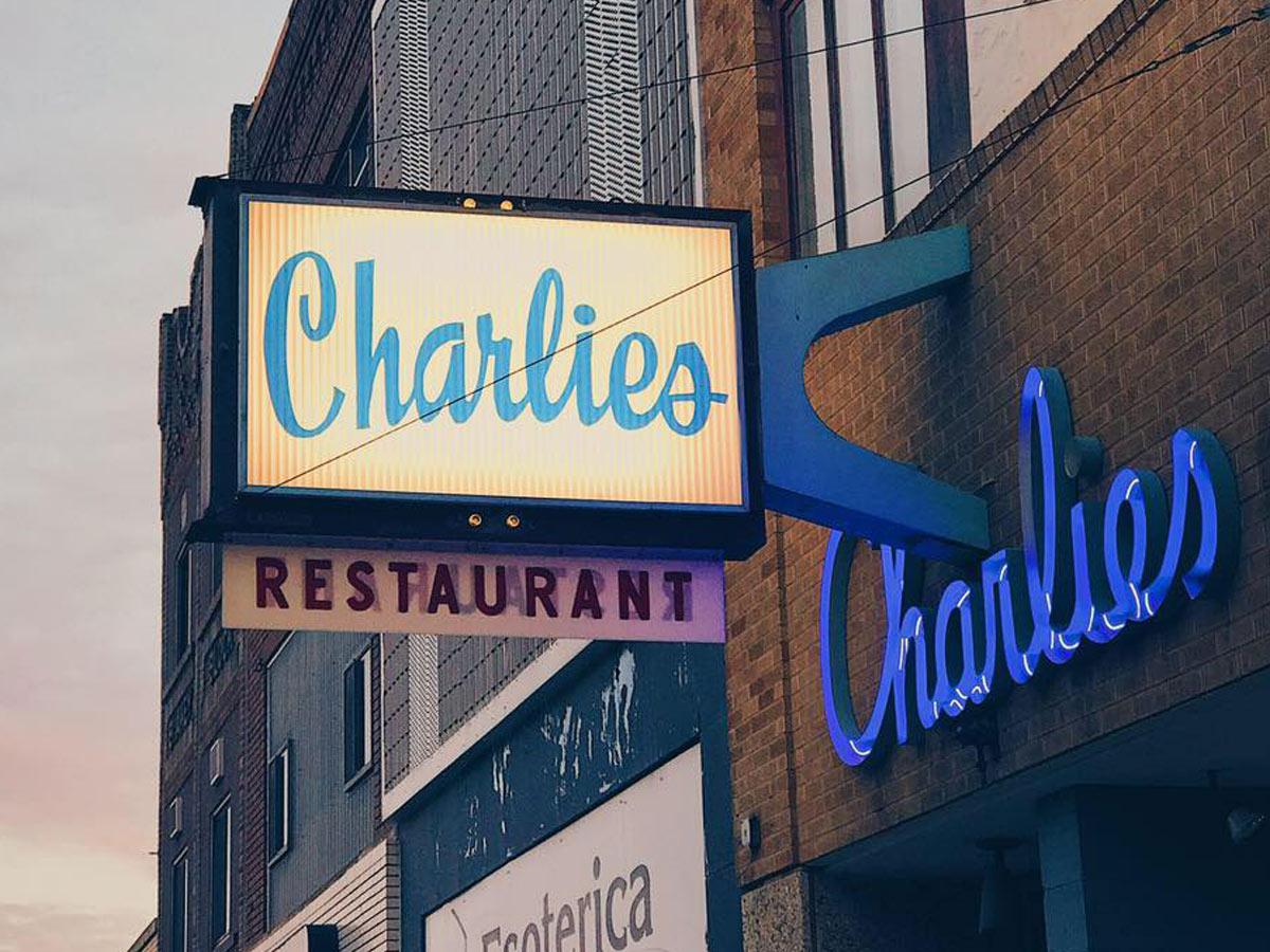 Charlie's Main St. Cafe