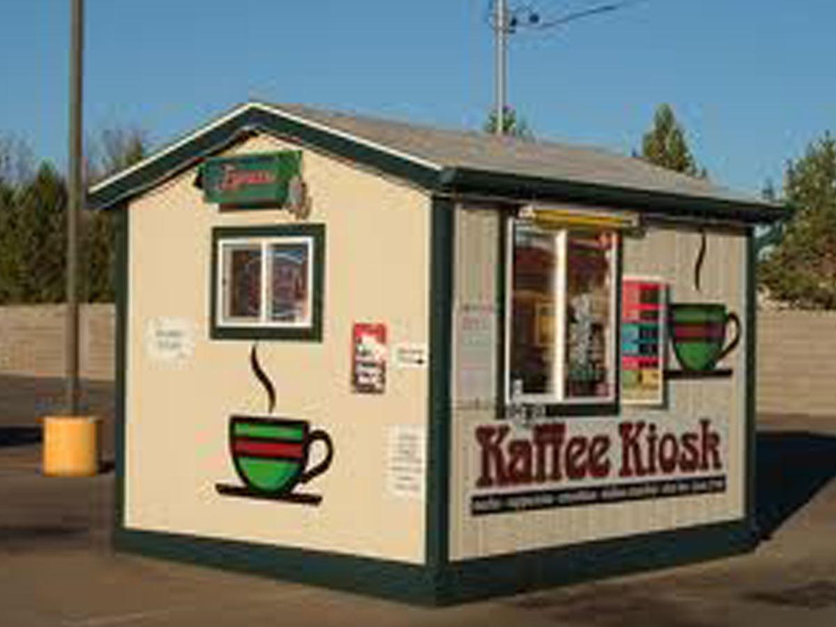 Kaffee Kiosk