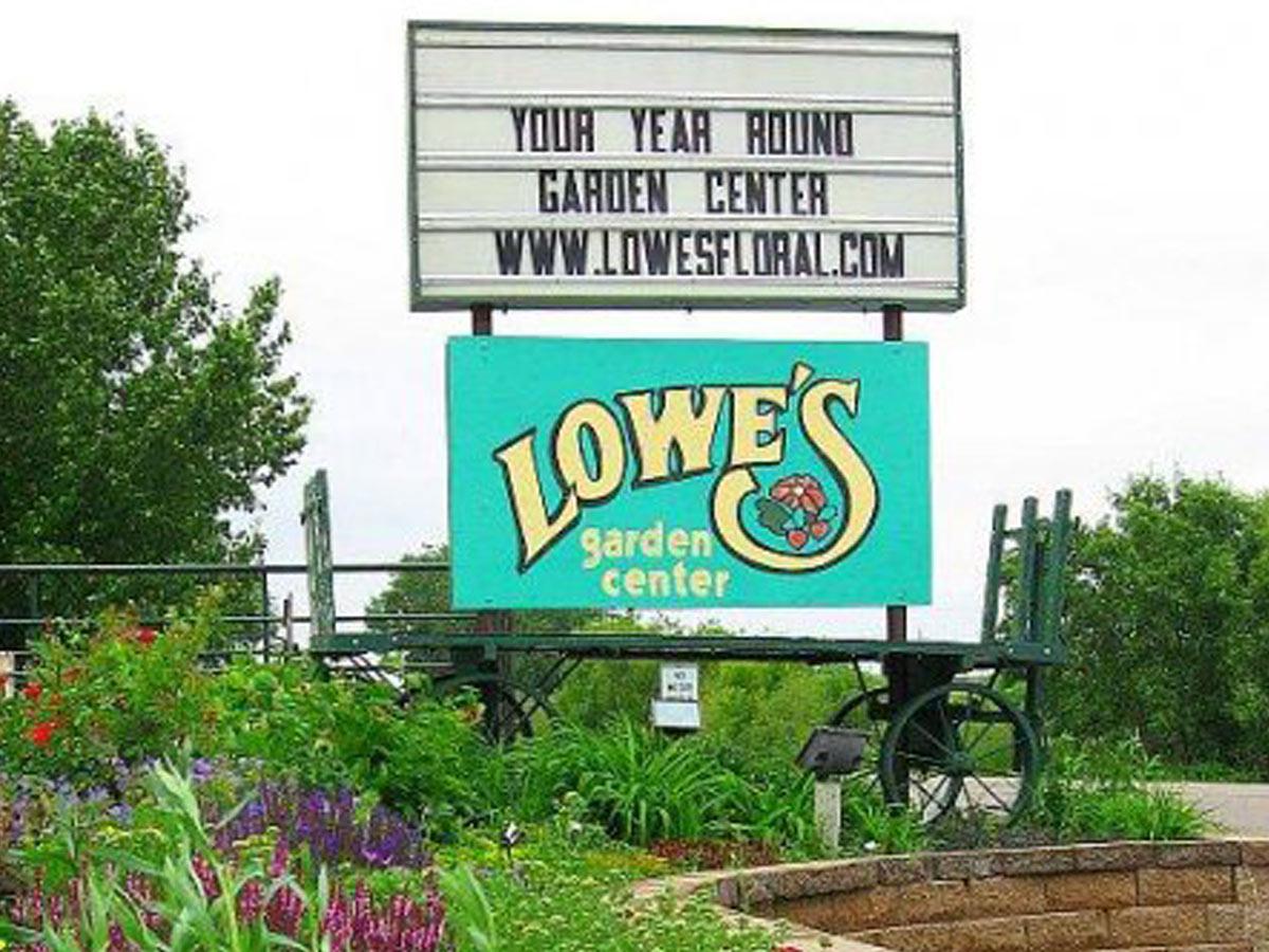 Lowe's Floral & Garden Center