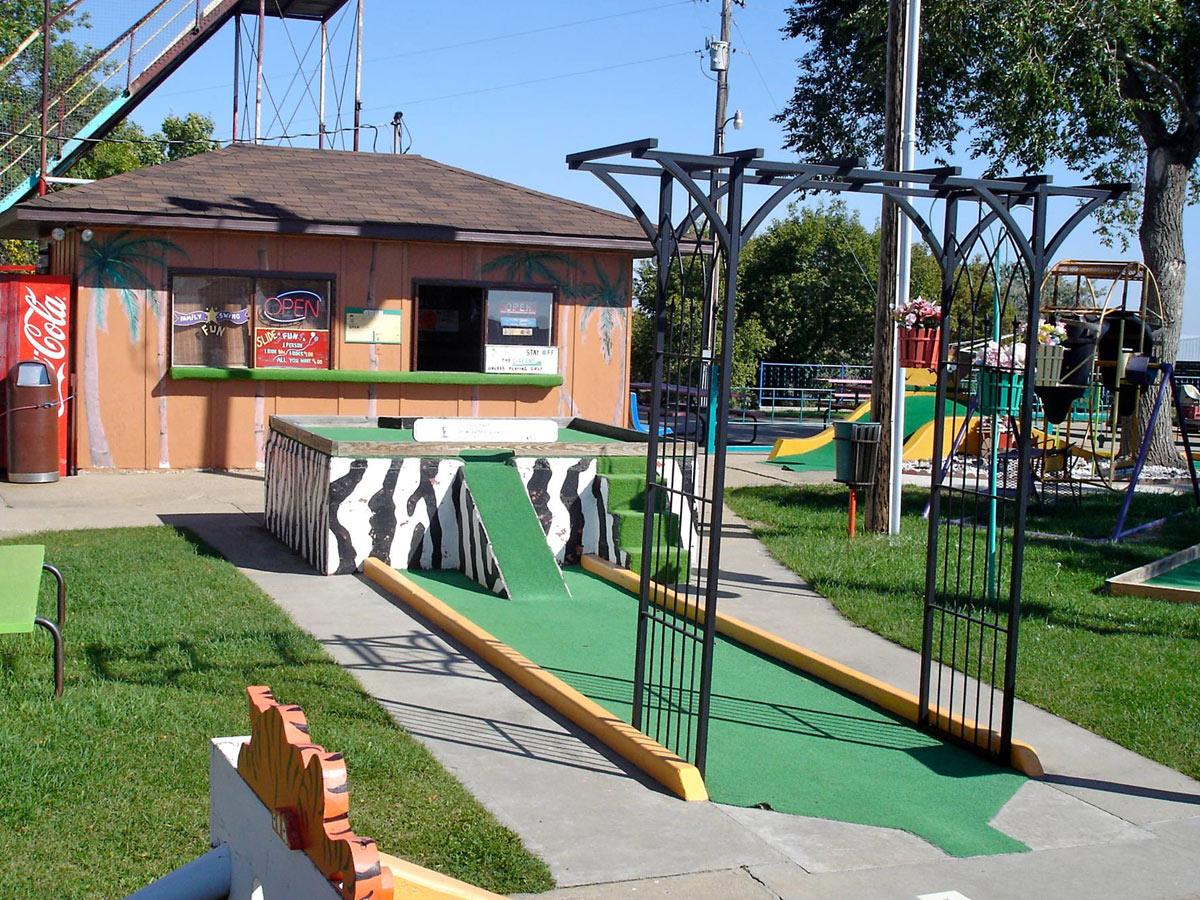 Lucy's Amusement Park