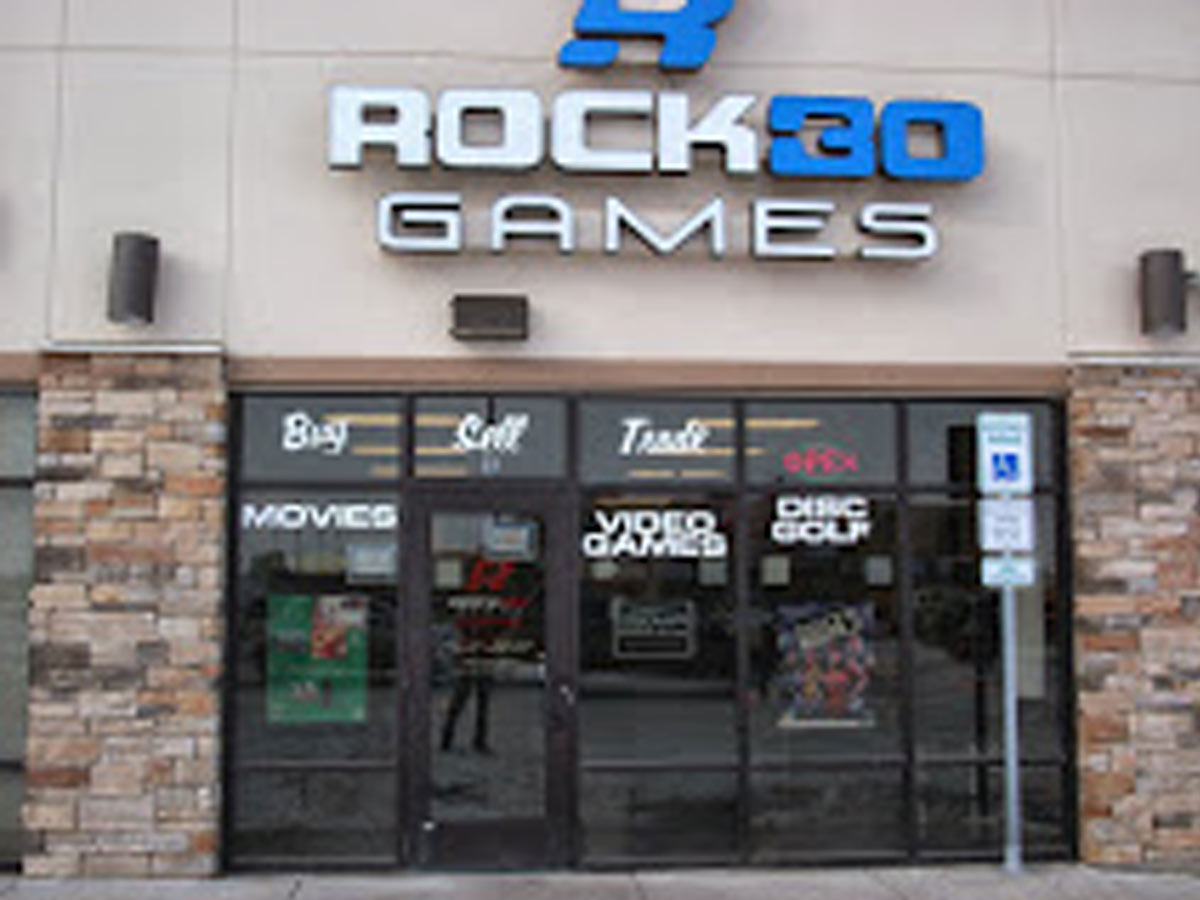 Rock 30 games