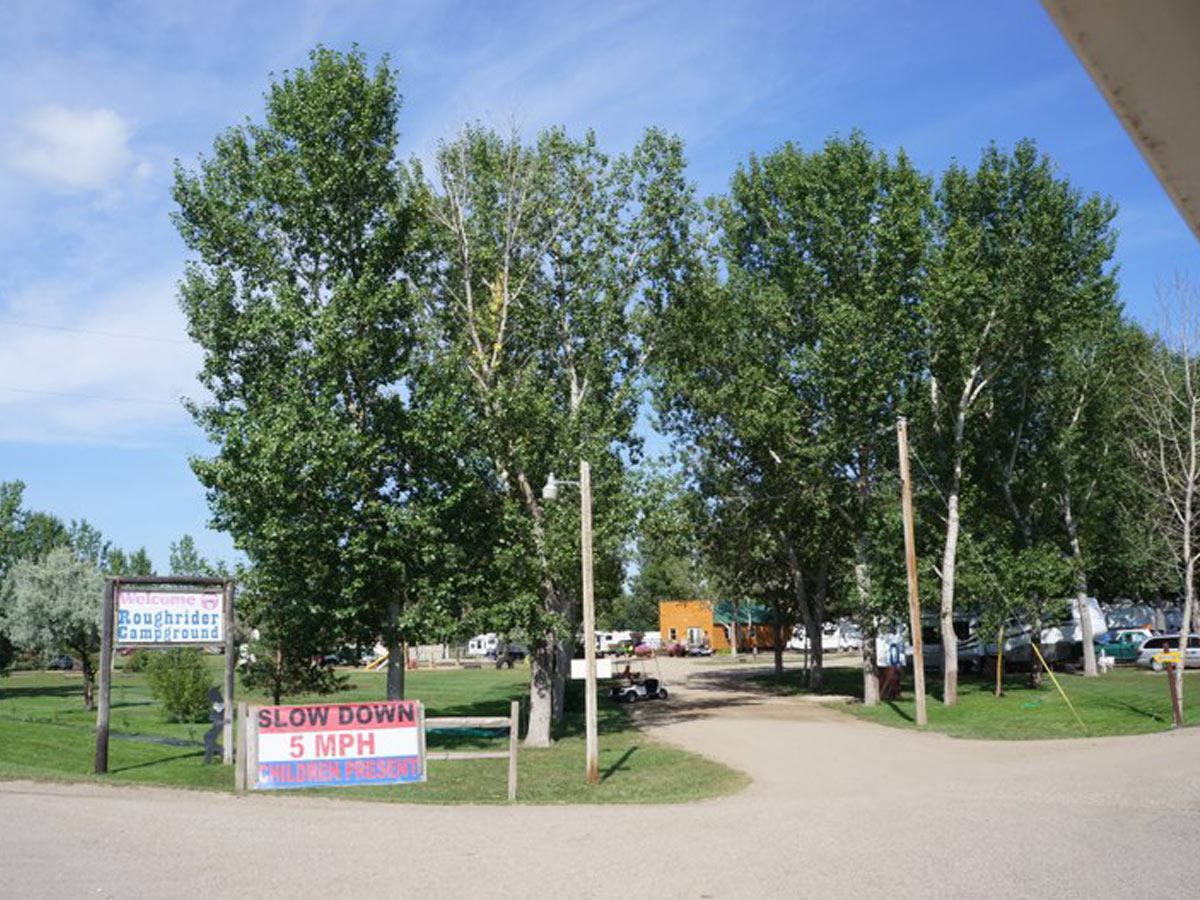 Roughrider Campground