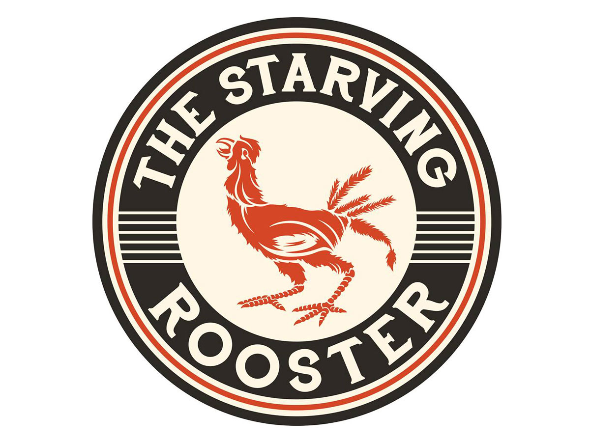Starving Rooster