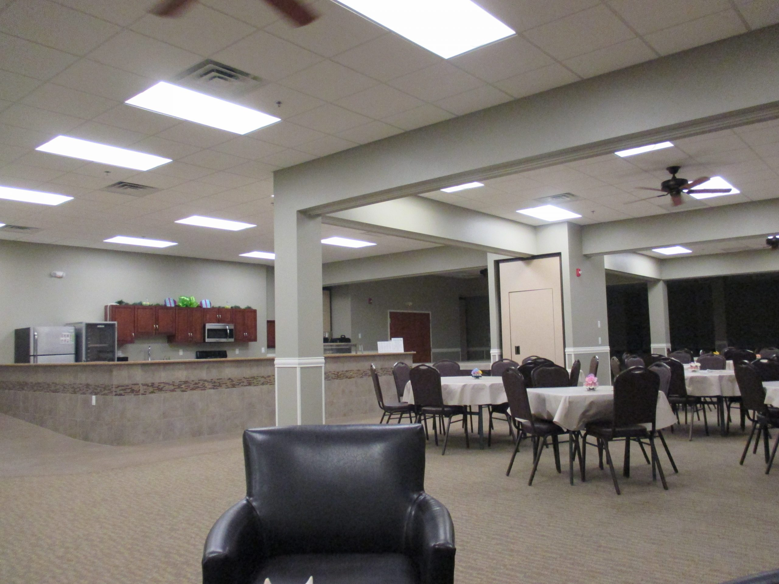 The Parker Meeting Space