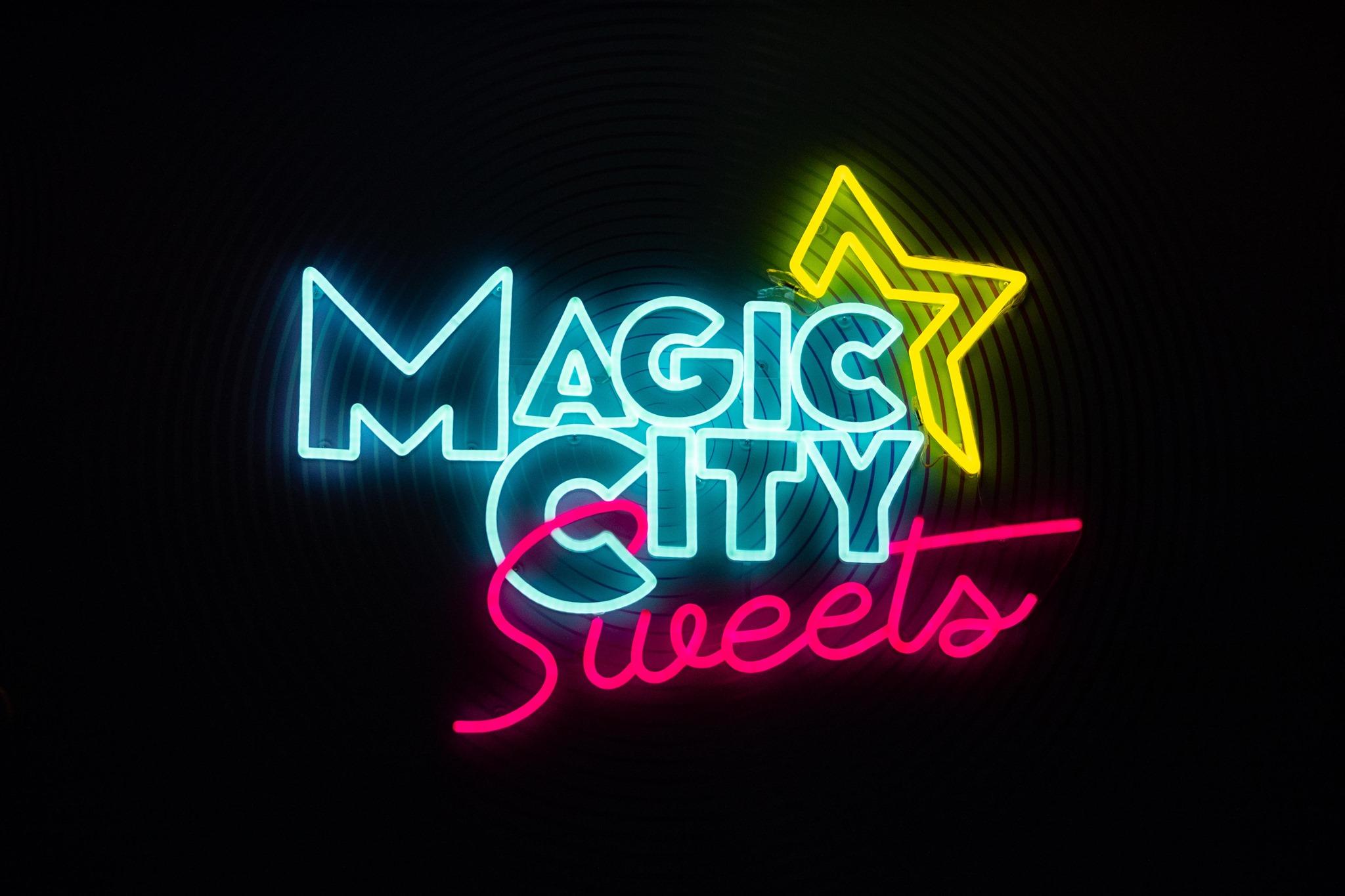 Magic City Sweets