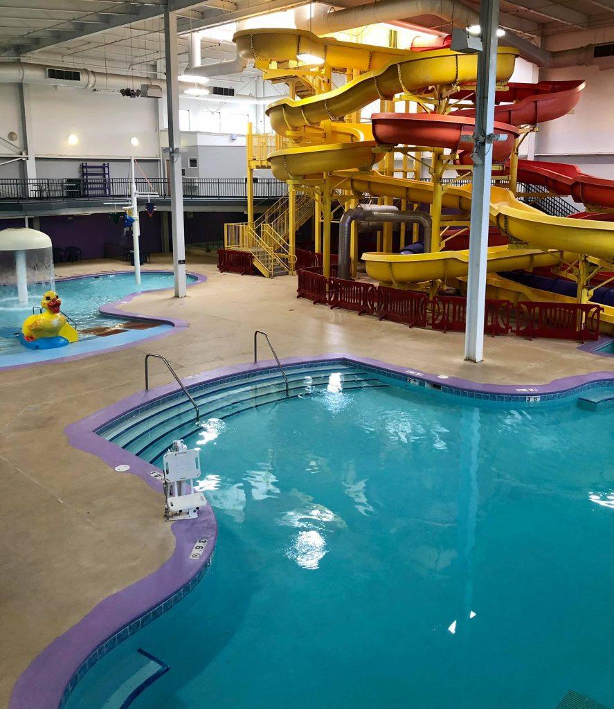 Dakota Splashdown, indoor pool, swimming, kid friendly, minot hotel, family friendly, play, minot fun, pool, toddler pool, super slides, waterslide, indoor waterpark