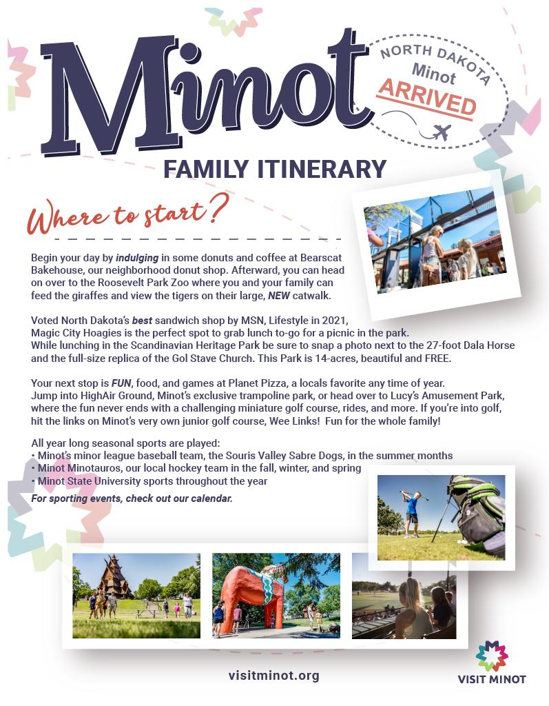 Family Itinerary